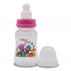 Бутылочка-поильник Babyland для первого прикорма, с 3 месяцев, 125 мл