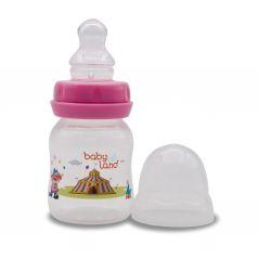 Бутылочка Babyland ортодонтическая соска с антиколиковым клапаном, полипропилен, 6-18 мес, 300 мл