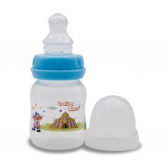 Бутылочка Babyland ортодонтическая соска с антиколиковым клапаном, полипропилен, 0-6 мес, 150 мл