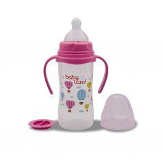 Бутылочка Babyland, 6-18 месяцев, 300 мл