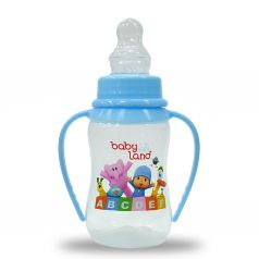 Бутылочка Babyland, 0-6 месяцев, 150 мл