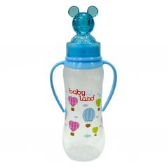 Бутылочка Babyland, 6-18 месяцев, 240 мл