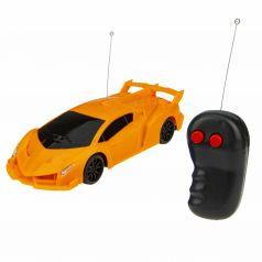 Машина на радиоуправлении 1Toy Спортавто цвет: оранжевый 17 см 1 : 26