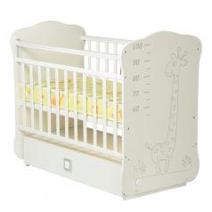 Кровать Sweet Baby Venerdi Bianco Жираф
