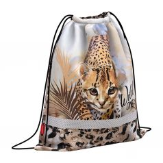 Мешок для обуви Erich Krause Wild Cat