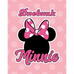 Дневник для 1-11 классов А5 Hatber Минни Маус Disney