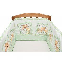 Бортик в кроватку Funecotex Милые сони