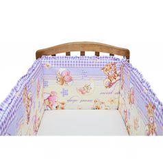 Бортик в кроватку Funecotex Сон