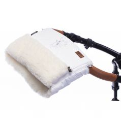 Муфта для коляски Nuovita Islanda Bianco
