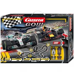 Автотрек на радиоуправлении Carrera Max Speed