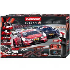 Автотрек на радиоуправлении Carrera DTM Speed Record