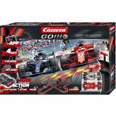 Автотрек на радиоуправлении Carrera Keep on Racing