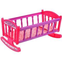 Кроватка для куклы Наша Игрушка