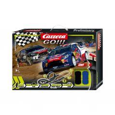 Автотрек на радиоуправлении Carrera Super Rally