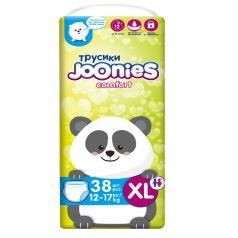 Joonies Подгузники-трусики Comfort, размер XL (12-17 кг), 38 шт.