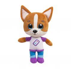 Музыкальная игрушка Кошечки-Собачки Дэн 25 см