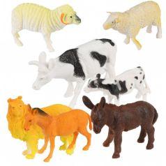 Набор животных Наша Игрушка Farm animal