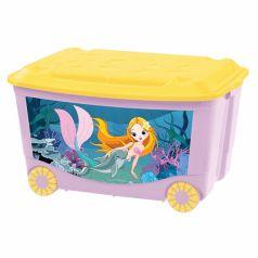 Ящик для игрушек Бытпласт с апликацией