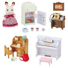 Игровой набор Sylvanian Families Мебель для уютного дома Марии