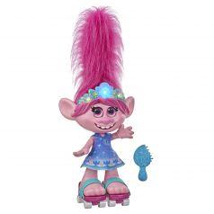 Кукла Trolls Розочка. Танцующие волосы