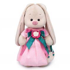 Мягкая игрушка Budi Basa Зайка Ми Розовая дымка 25 см
