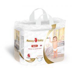 Подгузники-трусики Mommy Baby Размер 6 (14-24кг) 38 штук в упаковке