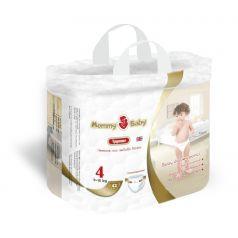 Подгузники-трусики Mommy Baby Размер 4 (9-15кг) 42 штук в упаковке