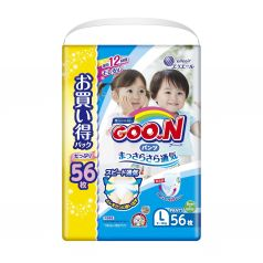 Трусики-подгузники Goon, р. 4, 9-14 кг, 56 шт