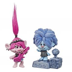 Игровой набор Trolls Rock City Bobble (2 фигурки)