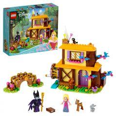 Конструктор LEGO Disney Princess 43188 Лесной домик Спящей красавицы