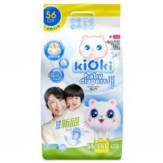 Подгузники KIOKI дышащие для ежедневного ношения и для сна (6-11 кг) шт.
