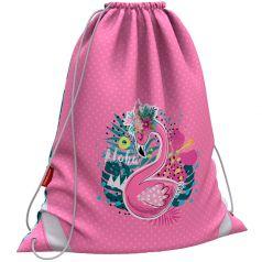 Мешок для обуви ErichKrause Rose Flamingo