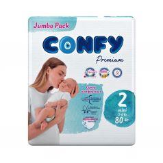 Подгузники CONFY Premium Mini () шт.