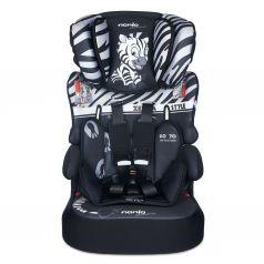 Автокресло Nania Beline SP Zebra Animals