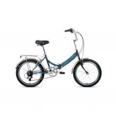 Двухколесный велосипед Forward ARSENAL 20 2.0 2021