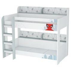 Кровать Polini Marvel 5005 Человек паук