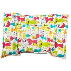 Подушка Моей крохе Цветные Кошки