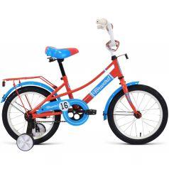 Двухколесный велосипед Forward Azure 16 2021