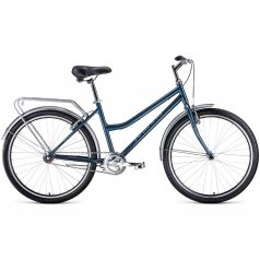 Двухколесный велосипед Forward Barcelona 26 1.0 2021