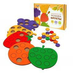 Рамка-вкладыш Raduga Kids Деревянные игрушки Фрукты