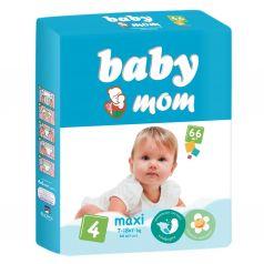 Подгузники BABY MOM дышащие () шт.