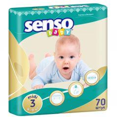 Подгузники Senso Baby (4-9 кг) шт.