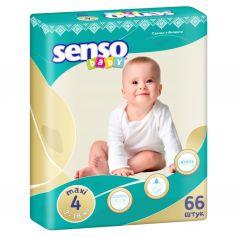 Подгузники Senso Baby (7-18 кг) шт.