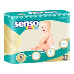 Подгузники Senso Baby (11-25 кг) шт.
