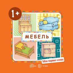 Книга ТЦ Сфера «Мои первые слова. Мебель» 1+