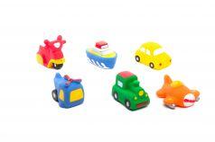 Набор игрушек Игруша Игрушки-брызгалки, 8 см