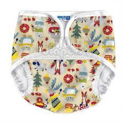 Многоразовые подгузники-трусики Multi-Diapers C (7-18 кг) 1 шт.