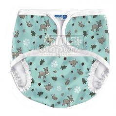 Многоразовые подгузники-трусики Multi-Diapers Lights A (3-6 кг) 1 шт.