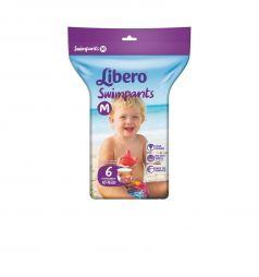 Трусики Libero Swimpants 6 (10-16 кг) 6 шт.