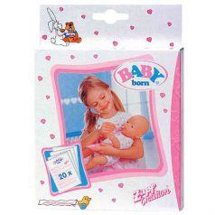 Детское питание для куклы Baby Born 12 пакетиков